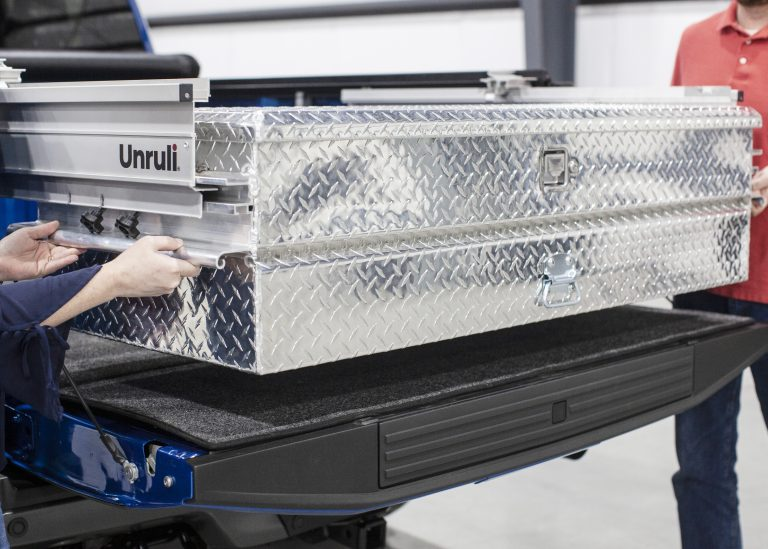 removable pickup truck tool box